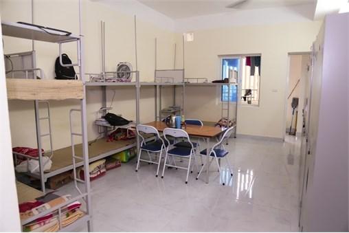 Trung tâm Quản lý ký túc xá Cơ sở 1 - Khu A