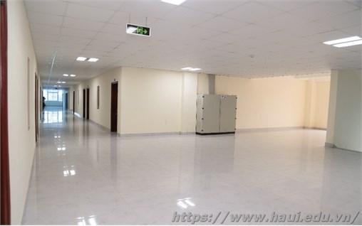 Trung tâm Quản lý ký túc xá Cơ sở 3 - Khu C